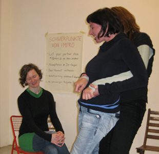 Impro-Workshop